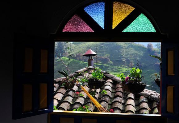 hospedaje o hostel en la region cafetera Buenavista Quindío